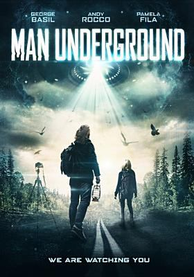 Cover image for Man underground