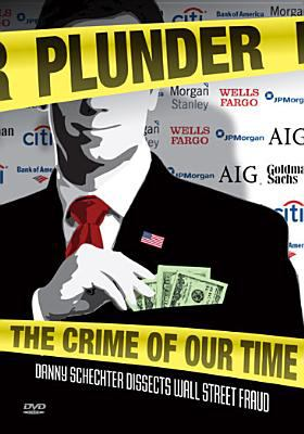 Cover image for Plunder the crime of our time
