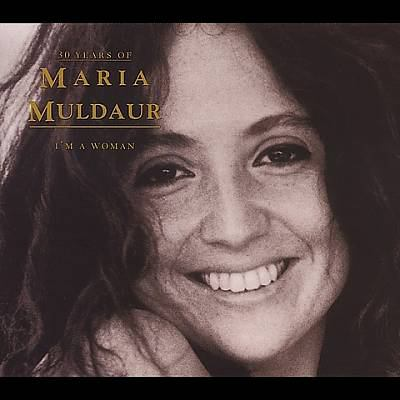 Cover image for I'm a woman 30 years of Maria Muldaur.