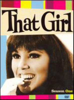 Cover image for That girl. Season one