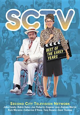 Cover image for SCTV best of the early years