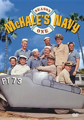 Cover image for McHale's Navy. Season one