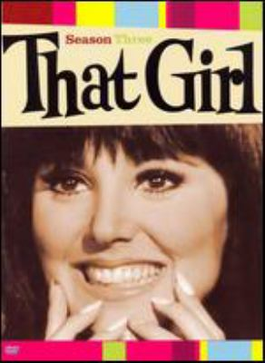 Cover image for That girl. Season three