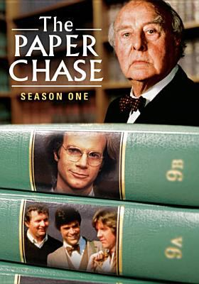 Cover image for The paper chase. Season one