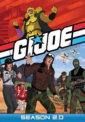 Cover image for G.I. Joe, a real American hero. Season 2.0