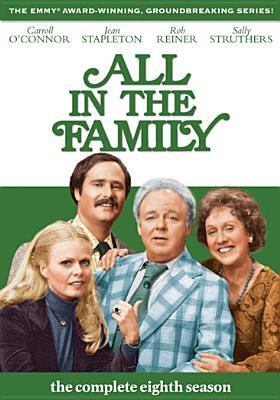 Cover image for All in the family. The complete eighth season