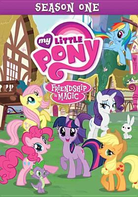 Cover image for My little pony, friendship is magic. Season one