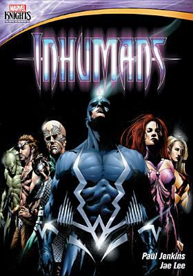 Cover image for Inhumans