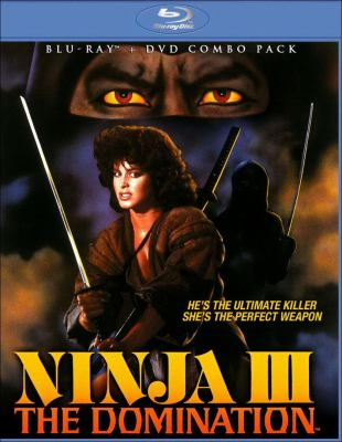 Cover image for Ninja III : the domination
