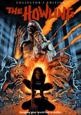 Cover image for The howling