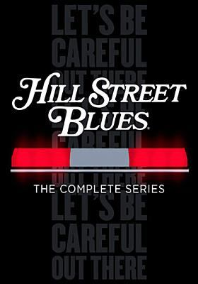 Cover image for Hill Street blues. Season one.