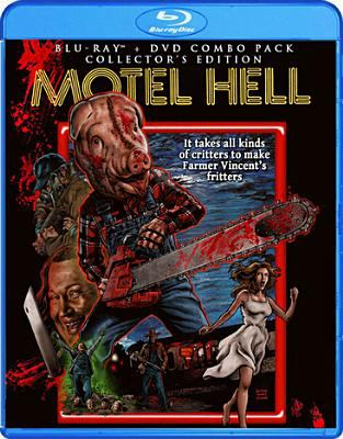 Cover image for Motel Hell