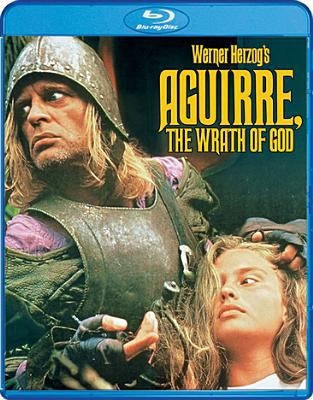 Cover image for Aguirre, the wrath of God