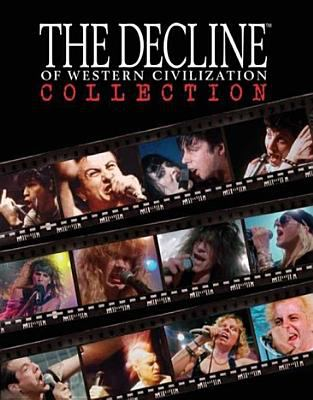 Cover image for The decline of western civilization. I