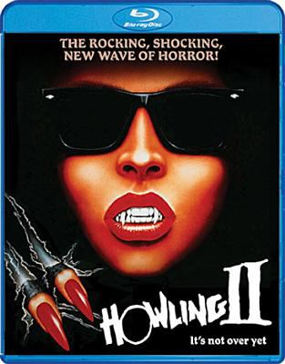 Cover image for Howling II : it's not over yet