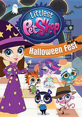 Cover image for Littlest pet shop. Halloween fest.
