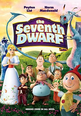 Cover image for The seventh dwarf