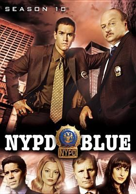 Cover image for NYPD blue. Season 10.