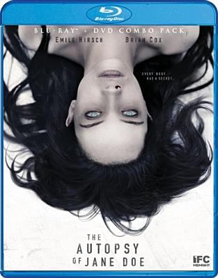 Cover image for The autopsy of Jane Doe