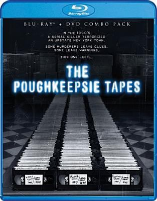 Cover image for The Poughkeepsie tapes