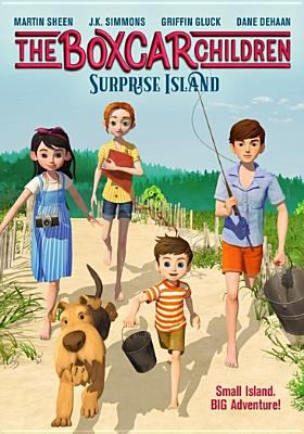 Cover image for The Boxcar Children. Surprise Island