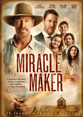 Cover image for Miracle maker.