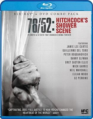Cover image for 78/52 : Hitchcock's shower scene