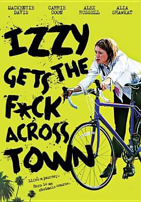 Cover image for Izzy gets the f*ck across town