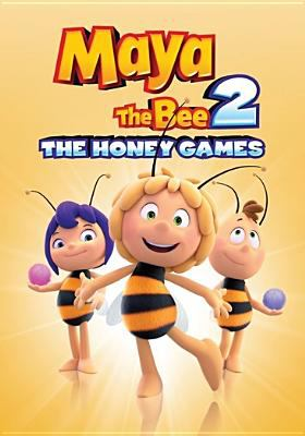 Cover image for Maya the bee 2. The honey games