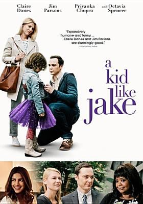 Cover image for A kid like Jake
