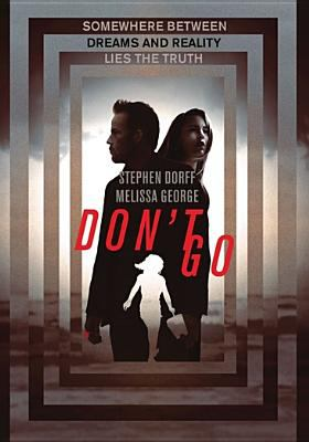 Cover image for Don't go