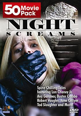 Cover image for Night screams
