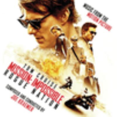 Cover image for Mission, impossible--Rogue nation : music from the motion picture