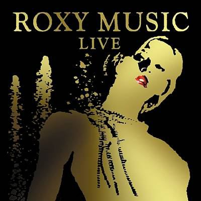 Cover image for Roxy Music live