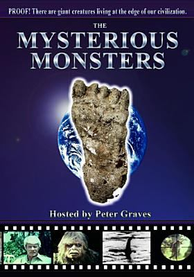 Cover image for Bigfoot the mysterious monster