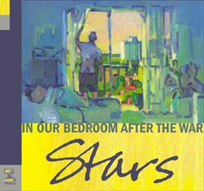Cover image for In our bedroom after the war