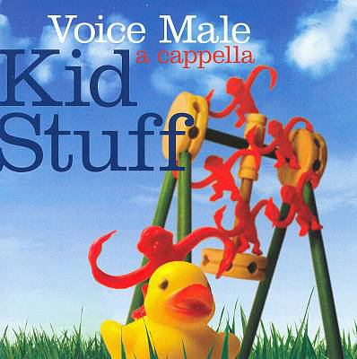 Cover image for Kid stuff