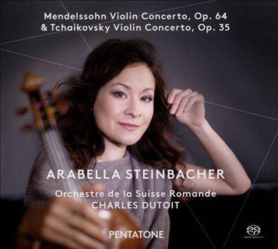 Cover image for Violin concertos