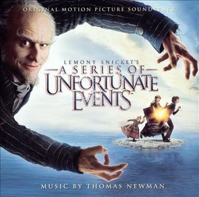Cover image for Lemony Snicket's a series of unfortunate events original motion picture soundtrack