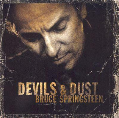 Cover image for Devils & dust