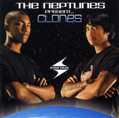 Cover image for The Neptunes present-- clones