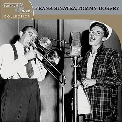 Cover image for Frank Sinatra & Tommy Dorsey