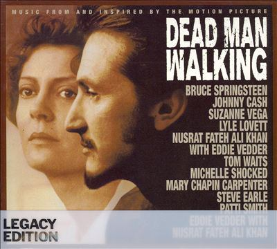 Cover image for Dead man walking music from and inspired by the motion picture.