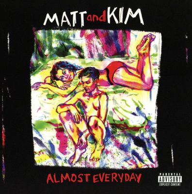 Cover image for Almost everyday