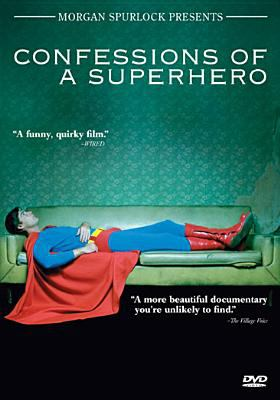 Cover image for Confessions of a superhero