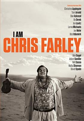 Cover image for I am Chris Farley