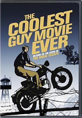 Cover image for The coolest guy movie ever