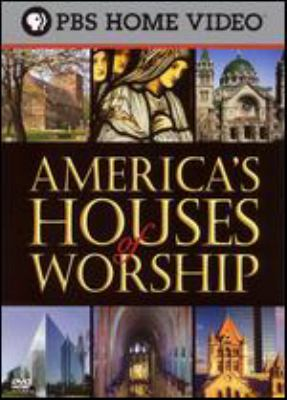 Cover image for America's houses of worship