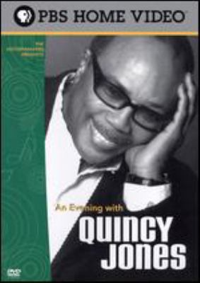 Cover image for An evening with Quincy Jones interviewed by Gwen Lfill