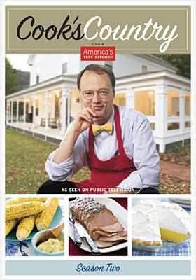 Cover image for Cook's country. Season two from America's Test Kitchen